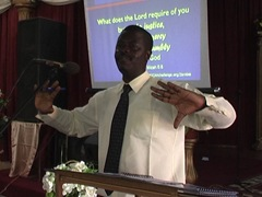 Pastor Kapenda